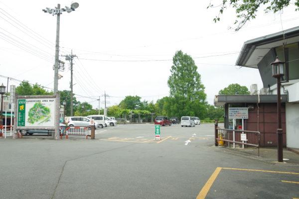 清水寺 駐車場