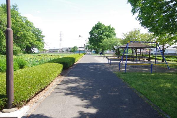 あずま水生植物公園 園内
