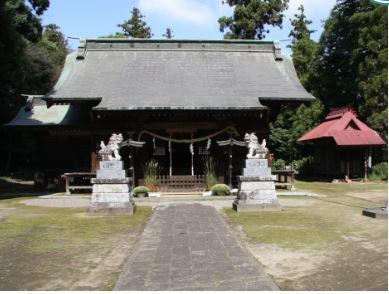二宮赤城神社 神社