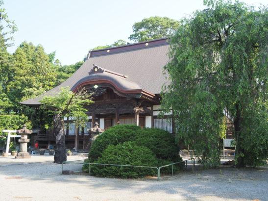 真光寺 建物