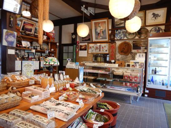 大阪屋菓子店 たくさん並んだお土産