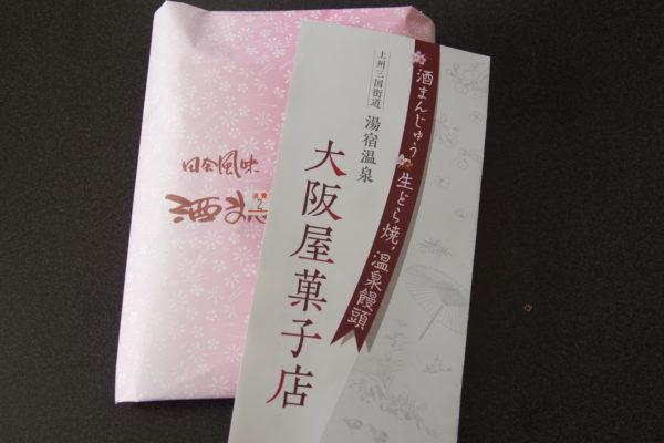 大阪屋菓子店 袋