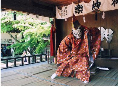 大胡神社 神楽