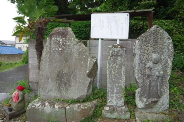 清水寺 石柱