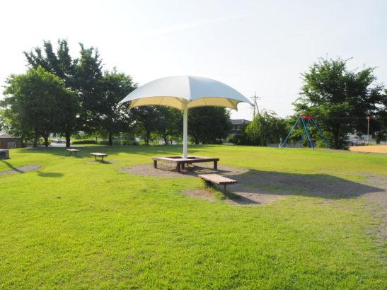 玉村町北部公園 こども広場