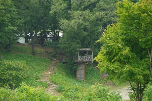 希望の丘農園 バーベキュー