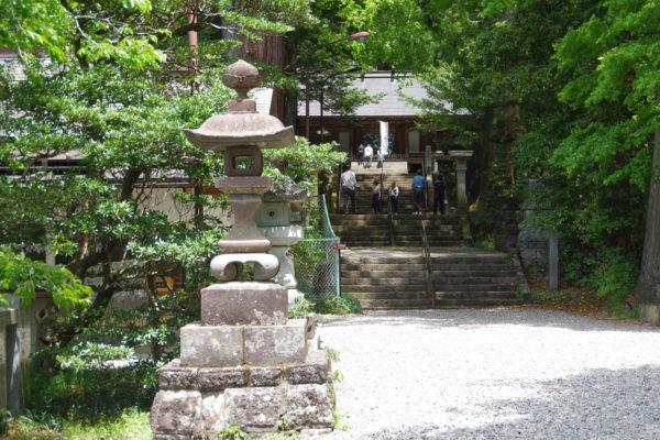 三夜沢赤城神社 神社