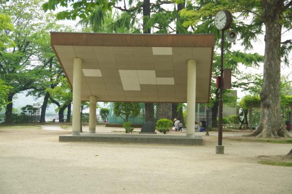 高崎公園 ミニステージ