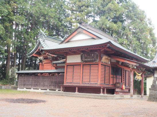 三宮神社 本殿