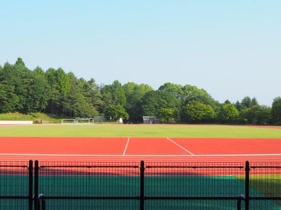 渋川市総合公園 陸上競技場