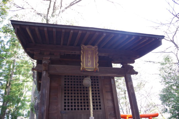 烏子稲荷神社 神社