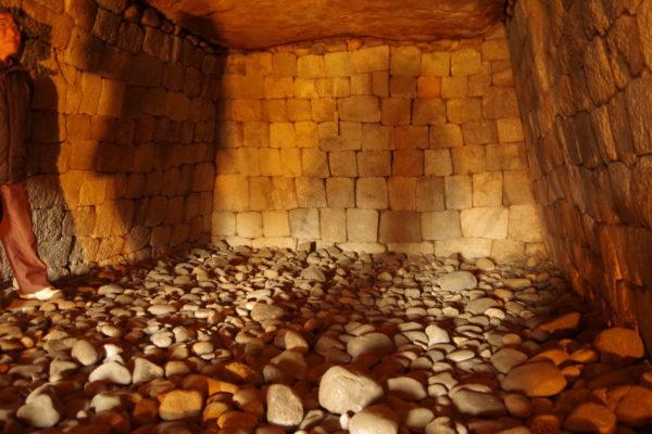 群馬古墳 石室