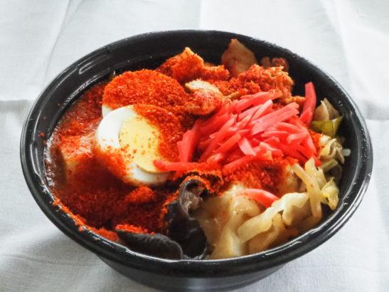 蒙古タンメン中本 蒙古丼弁当