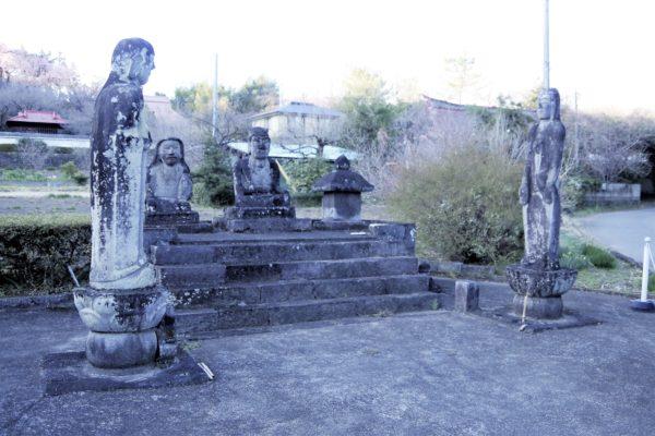長純寺 石像