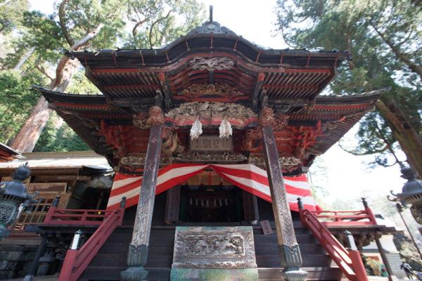 榛名神社 神社