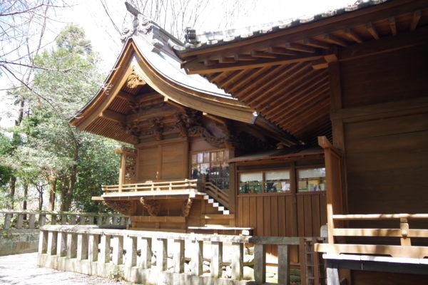 咲前神社 本殿