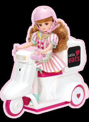 リカちゃん人形 人形