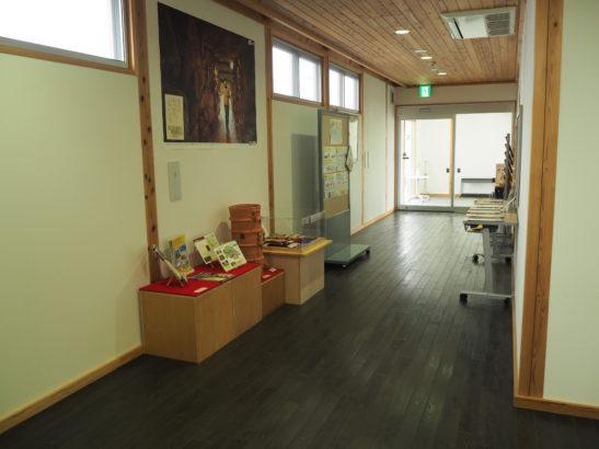 前橋市総社歴史資料館 第1展示室