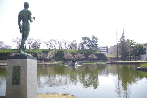 楽歩堂前橋公園 さちの池
