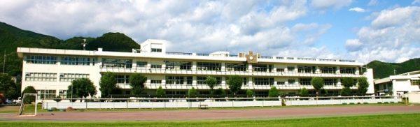 桐生女子高校 校舎
