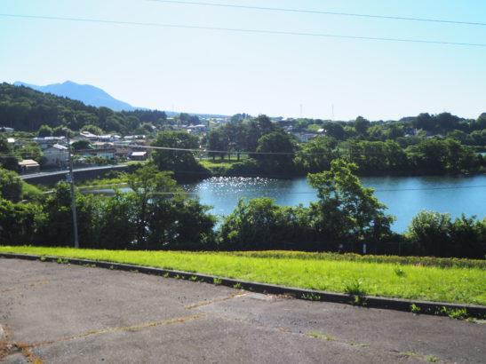 愛宕山ふれあい公園 渋川市