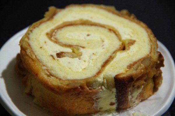 三和屋 くるみのロールケーキ バニラ