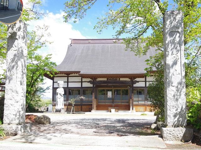 地勝寺 神社