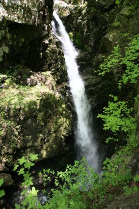 摩耶の滝 滝