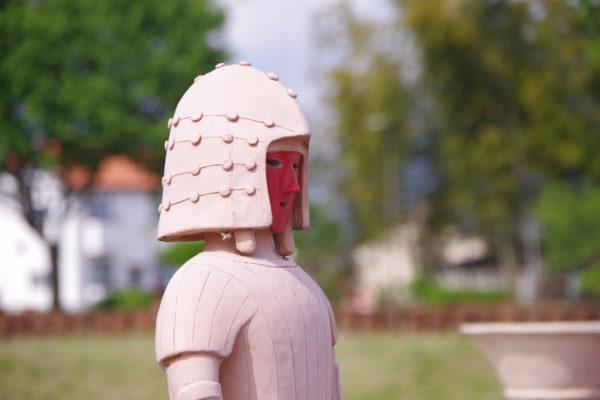 上毛野はにわの里公園 形象埴輪