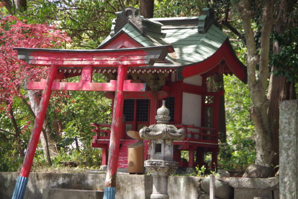 咲前神社 稲荷神社