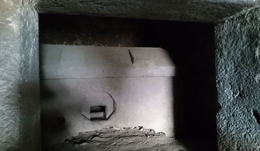 宝塔山古墳 石室