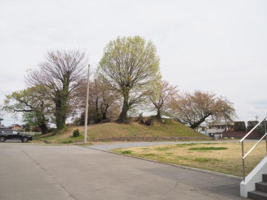 前橋市総社歴史資料館 駐車場