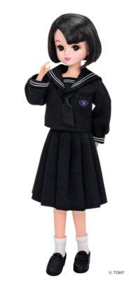 制服オリジナルリカちゃん 人形