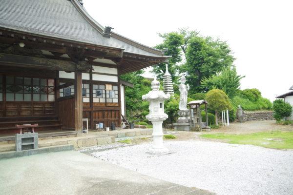 西光寺 本堂