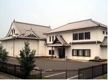 粕川歴史民俗資料館 外観