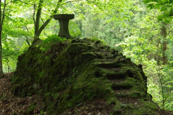 仙人窟 石