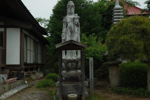 西光寺 石像