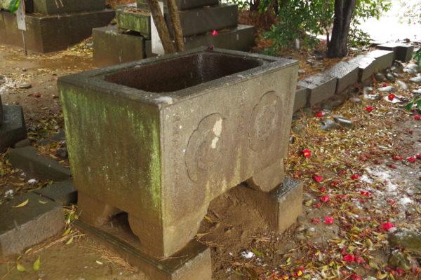 宝塔山古墳 石碑