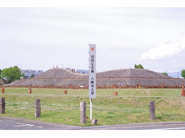 保渡田八幡塚古墳 上毛野はにわの里公園