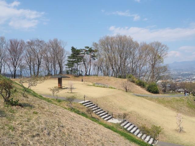 城山みはらし公園 公園