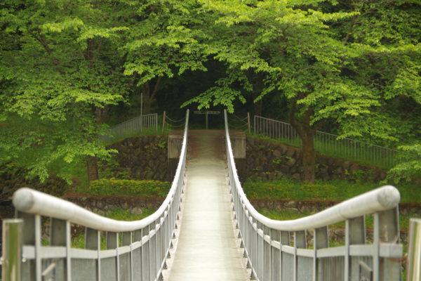 沼尾川親親水公園 松風橋