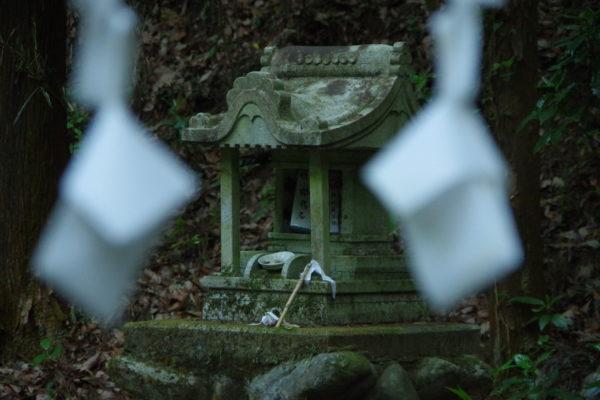 阿夫利神社 祠