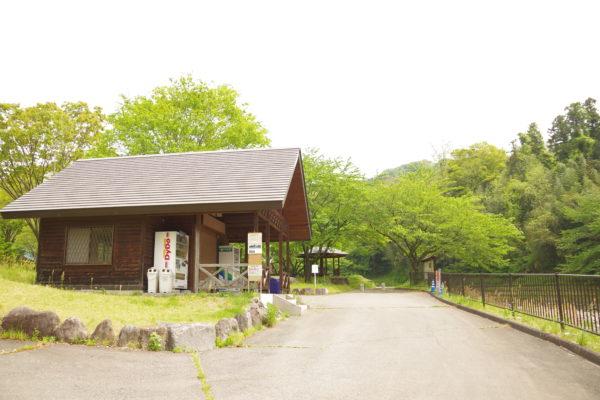 沼尾川親親水公園 バーベキュー場 キャンプ場