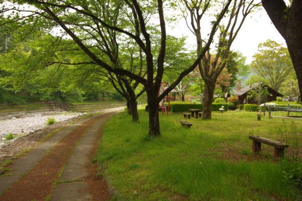 沼尾川親親水公園 公園