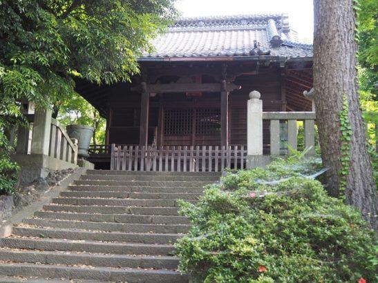頼政神社 神社