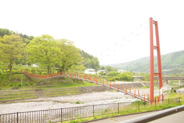 沼尾川親親水公園 橋