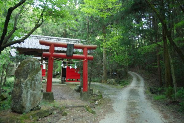 阿夫利神社 神社
