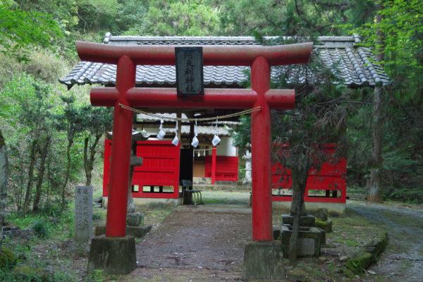阿夫利神社 拝殿