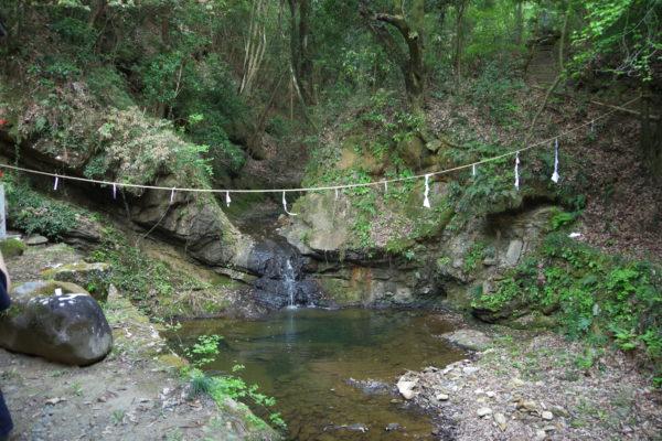 不動の滝 滝