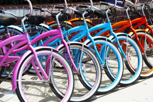 自転車 レンタル